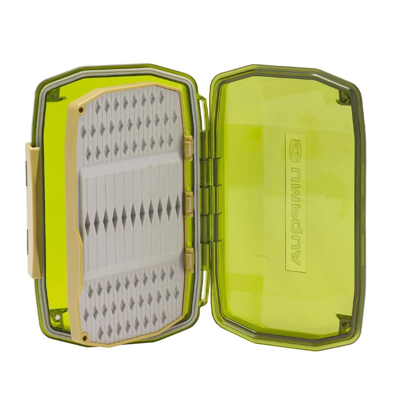 Umpqua UPG HD Fly Box: Daytripper; Olive