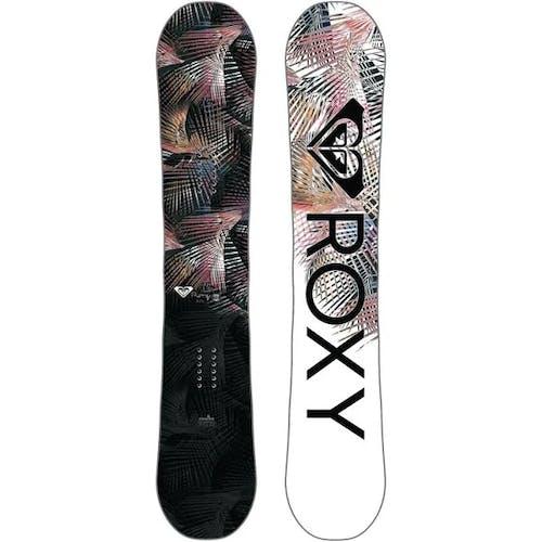 Roxy Ally Banana Snowboard - Women's 2020