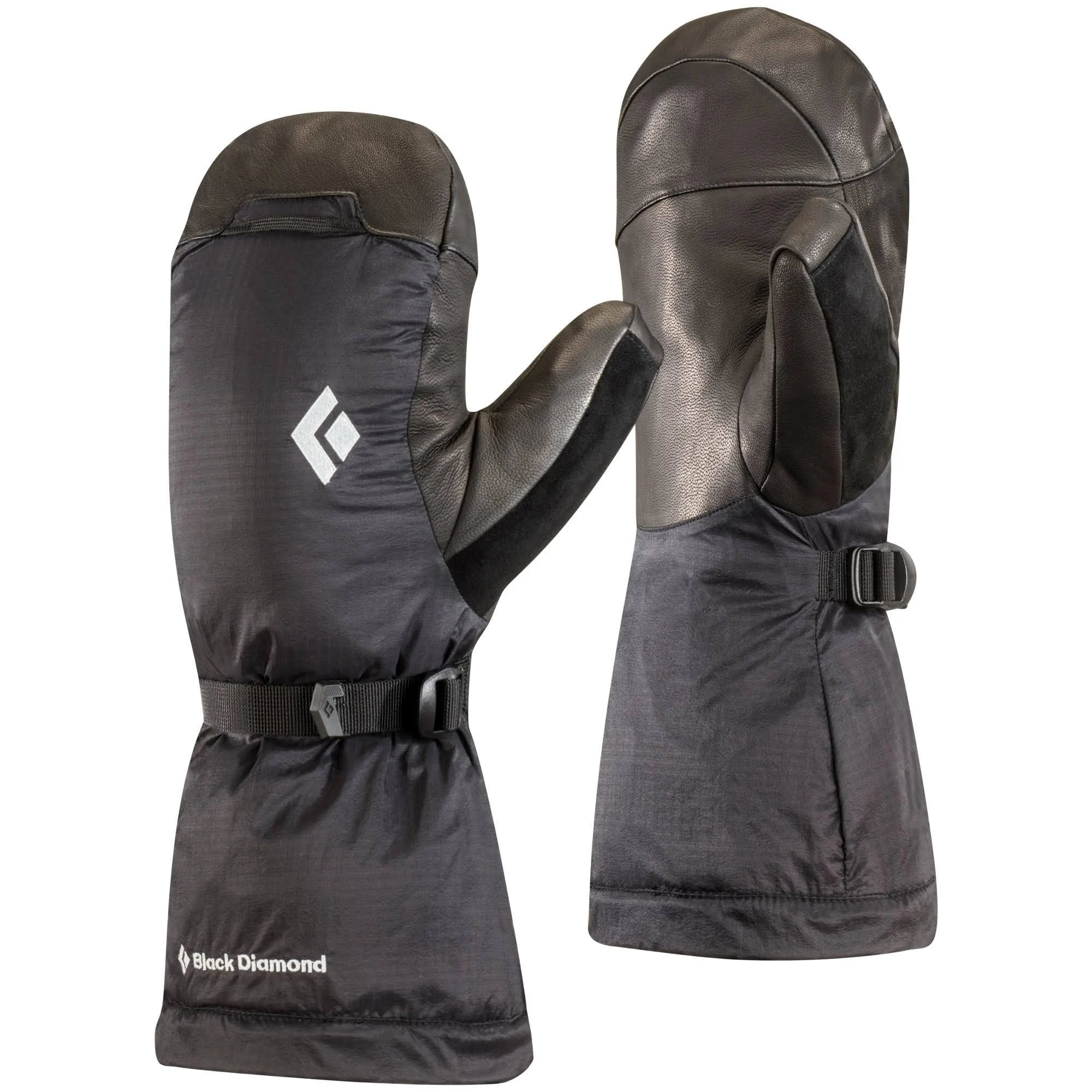 Black Diamond Absolute Mitts Black S / Black
