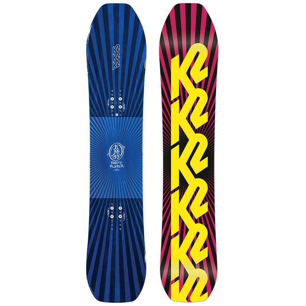 K2 Party Platter Snowboard · 2021