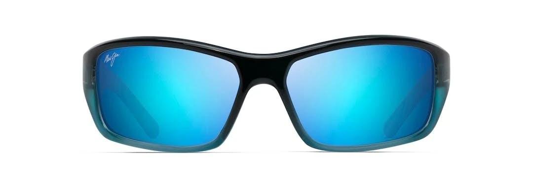 Maui Jim Barrier Reef Polarized Sunglasses Blue