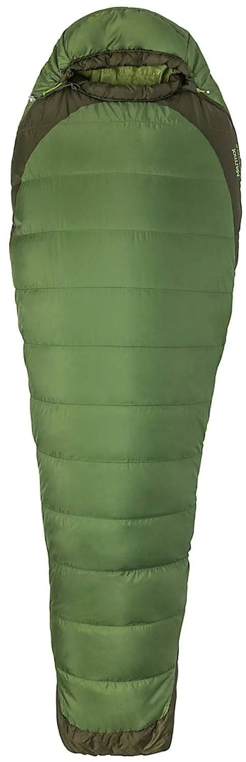 Marmot Trestles Elite Eco 30 Sleeping Bag - Vine Green Forest Night
