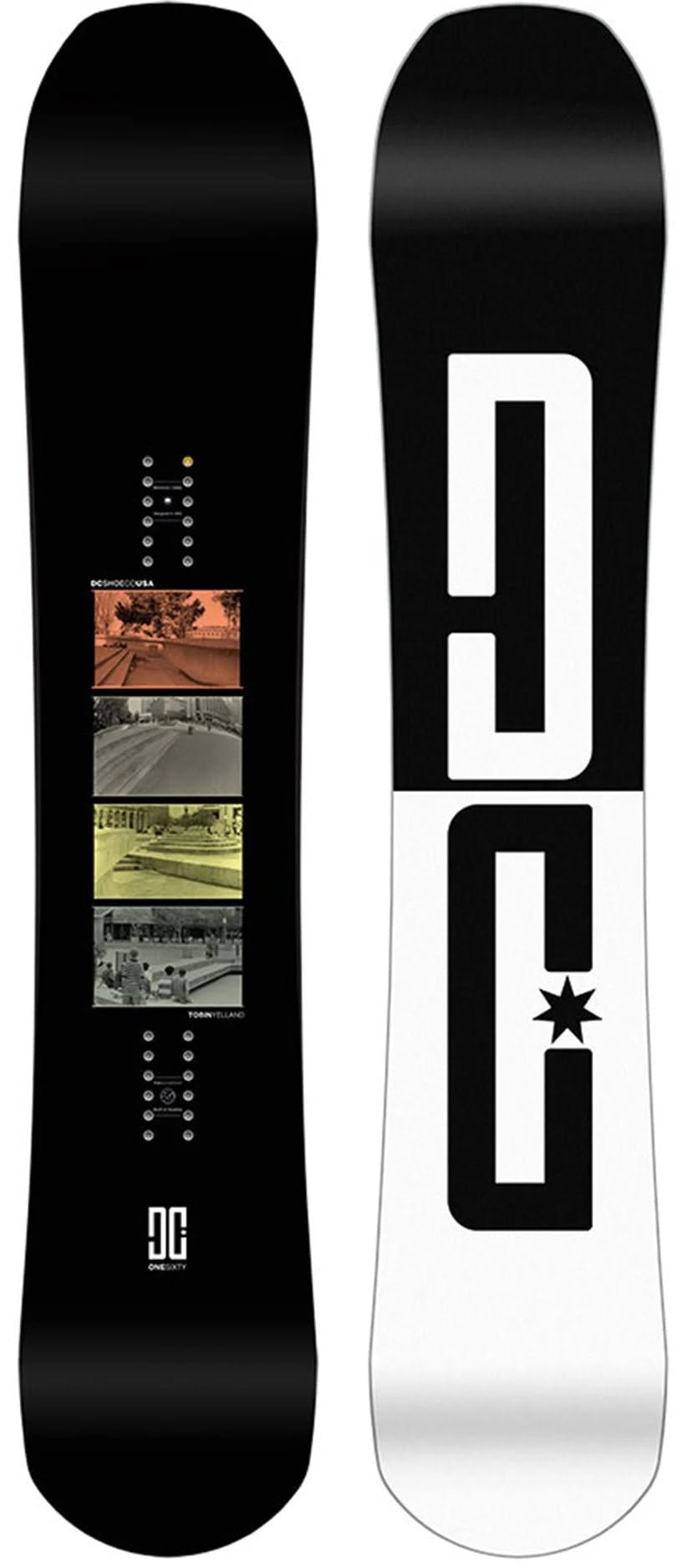 DC Emb Snowboard · 2021