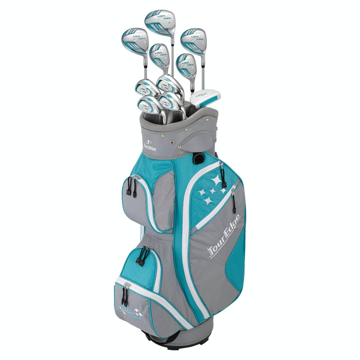 Tour Edge Lady Edge 2020 Full Box Set with Stand Bag