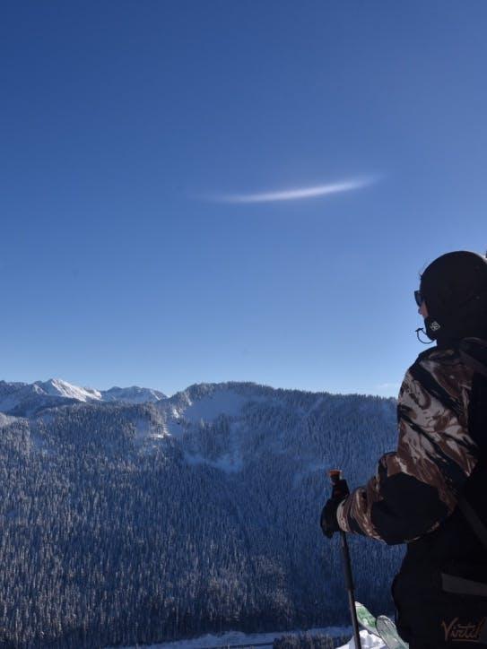Ski Expert Edward Clem