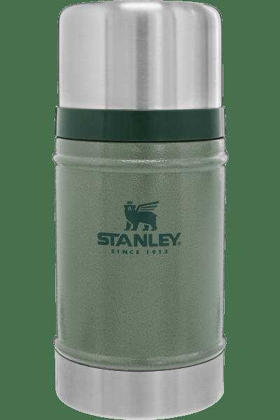 STANLEY - CLASSIC FOOD JAR 24OZ - Hammertone Green