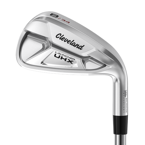 Launcher UHX Iron Set w/ Steel Shafts