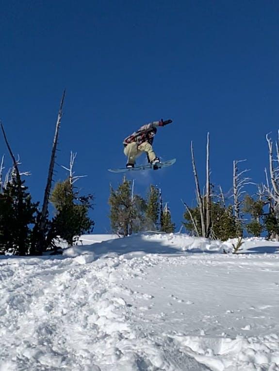 Snowboard Expert Matt Cook
