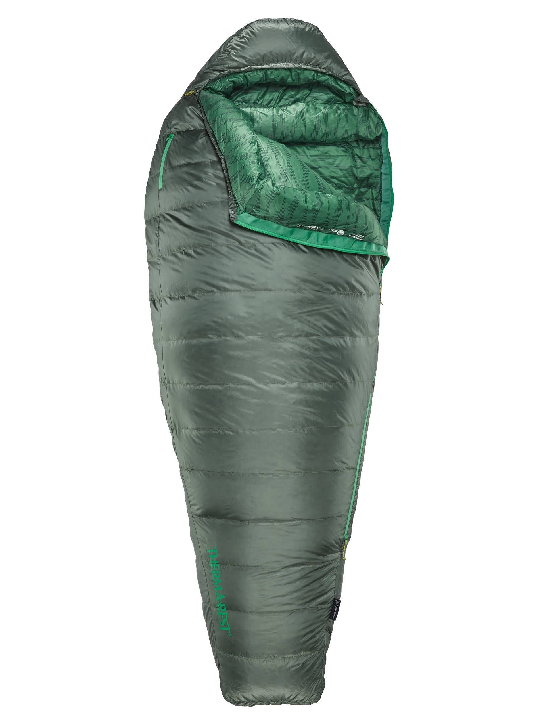 Therm-a-Rest Questar 32F/0C Sleeping Bag Balsam Long