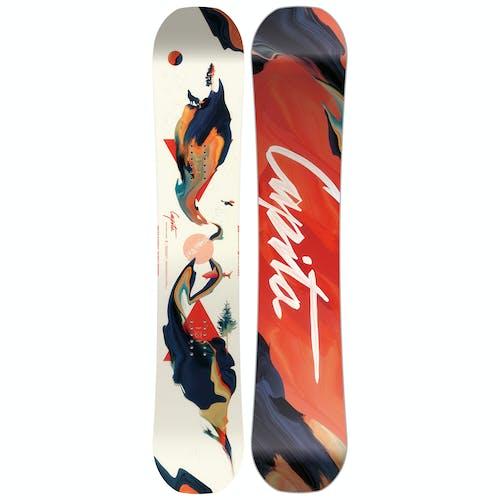 Capita Space Metal Fantasy Snowboard Women's, 145