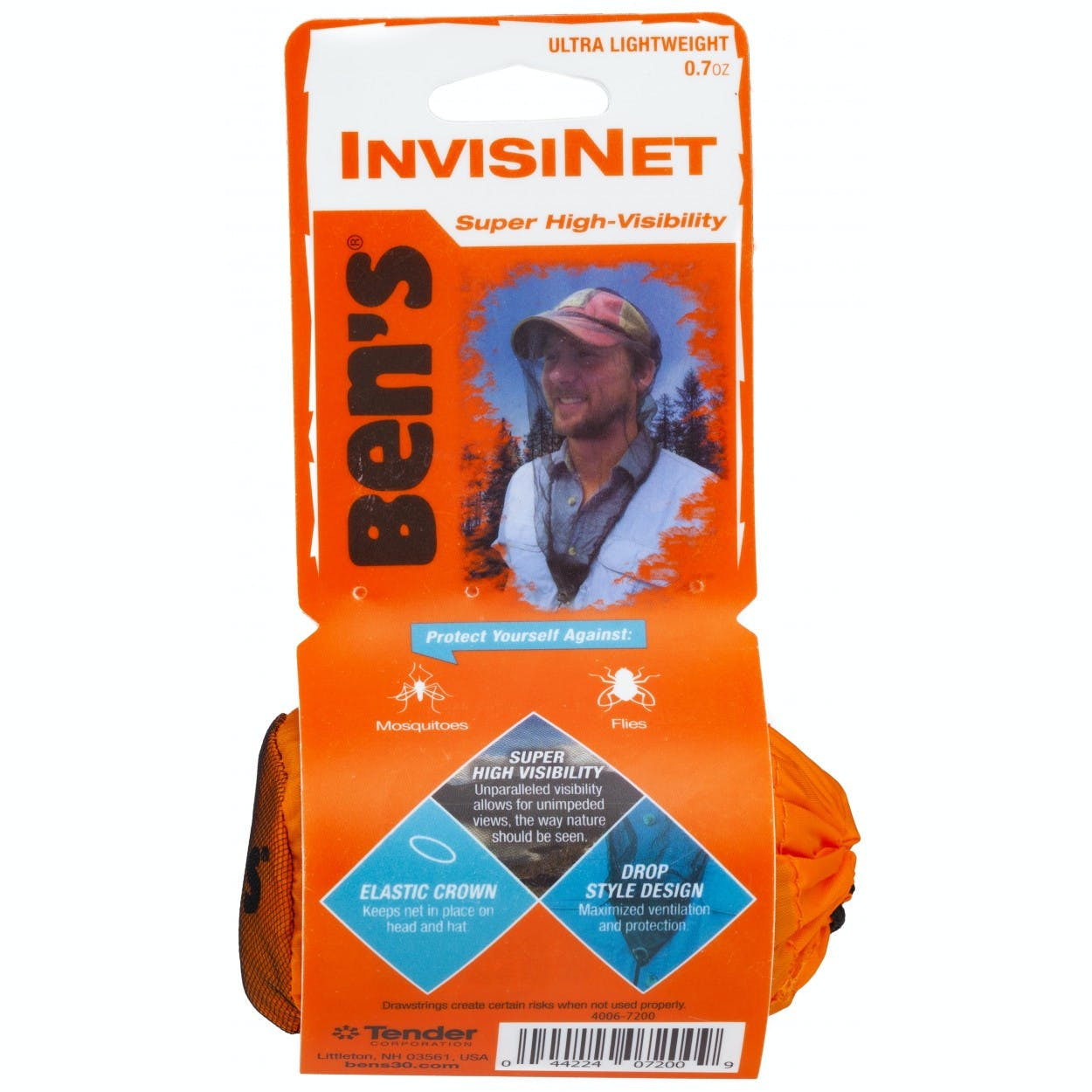 AMK - BENS INVISINET W/ INSECT SHLD