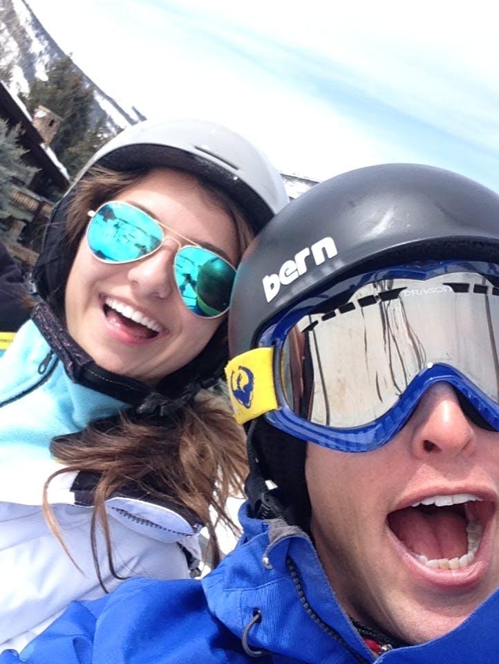 Snowboard Expert Snowboard Sean