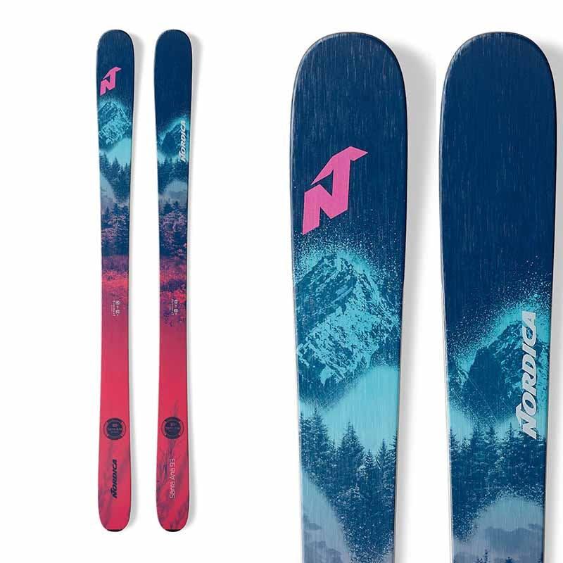 Nordica Santa ANA 93 Skis · 2021