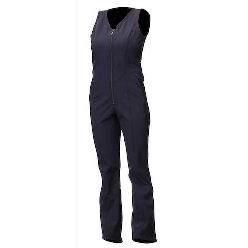 Descente Kaitlyn Women's Ski Pants Black 10