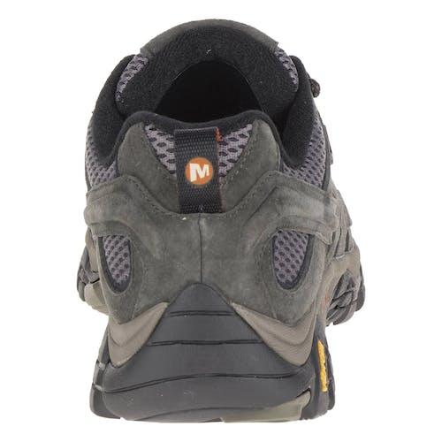 Merrell Men's Moab 2 Waterproof Suede and Mesh Sneakers, Mens, 12M, Beluga