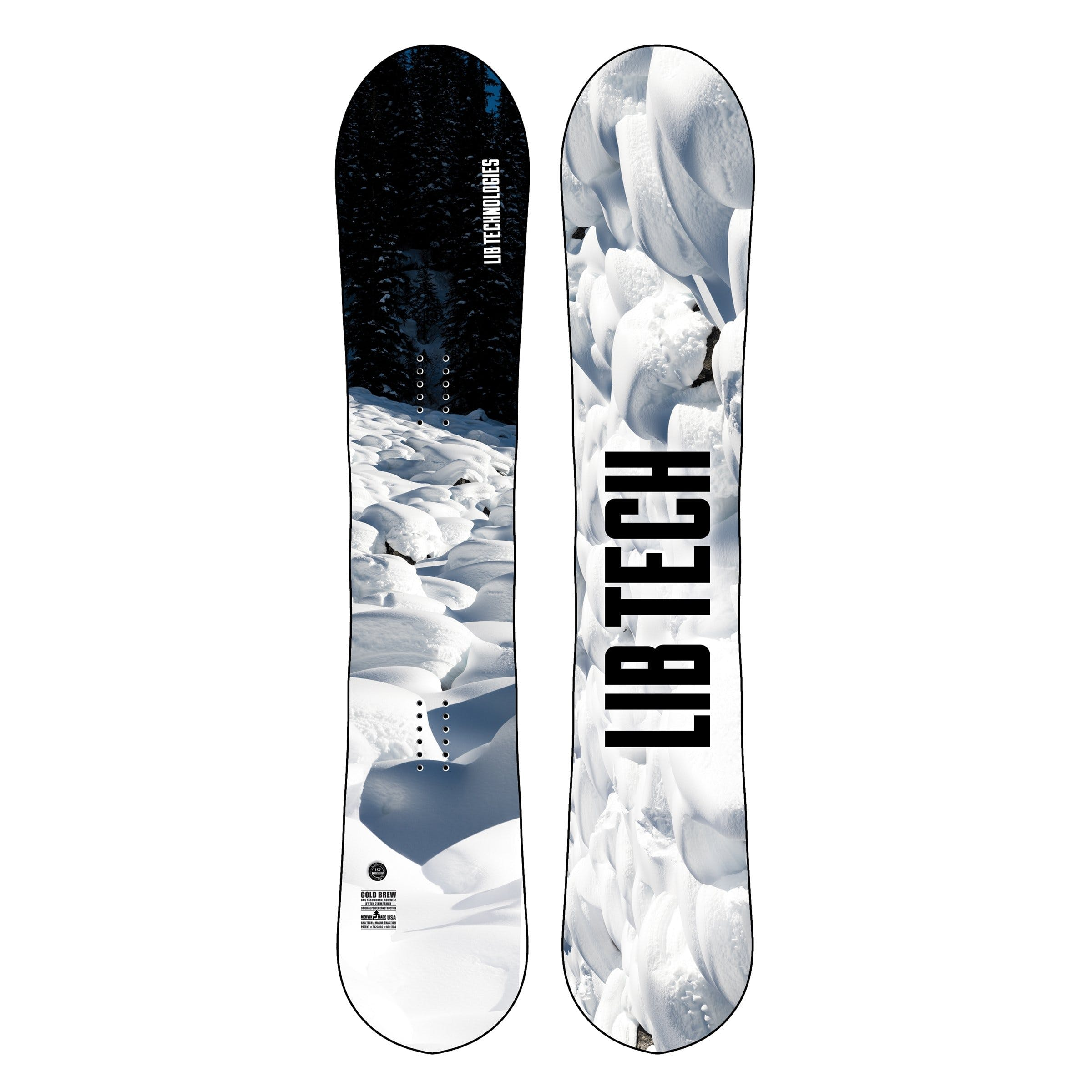 Lib Tech Cold Brew Snowboard