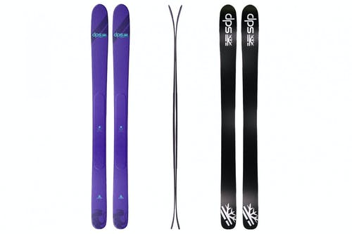 DPS Skis Women's Zelda A106 C2 Ski