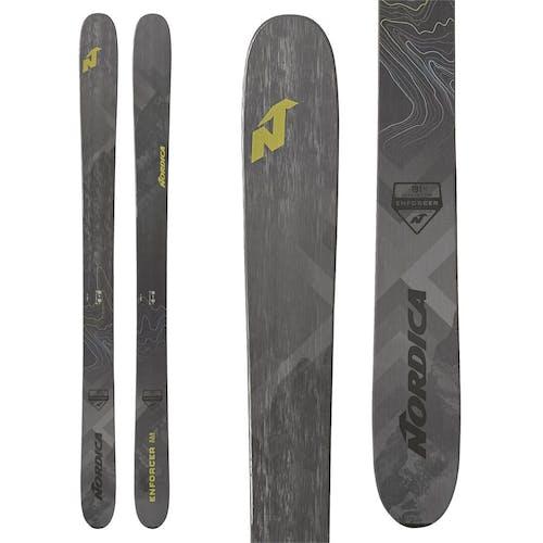 Nordica Enforcer 115 Free Skis 2020