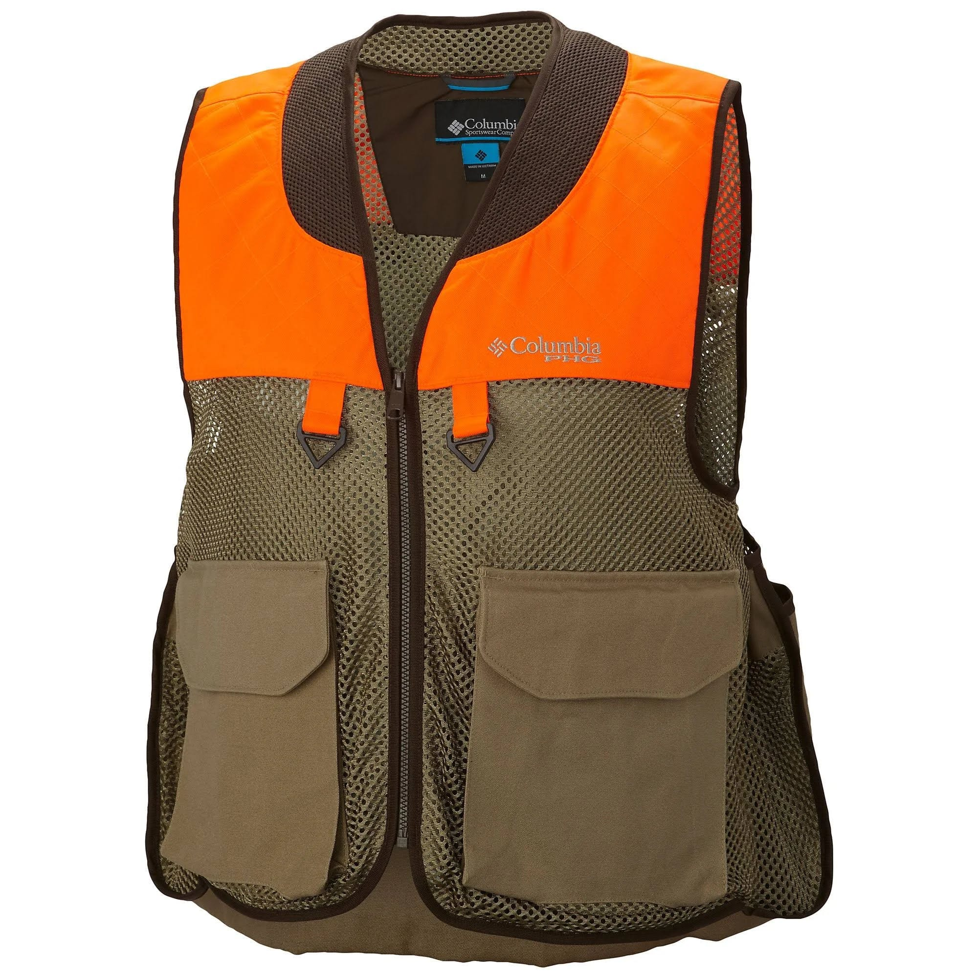 Columbia Men's Ptarmigan Bird Vest (L Flax)