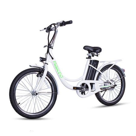 NAKTO ELEGANCE 250W 36V 8Ah City Electric Bike · 22 inch White