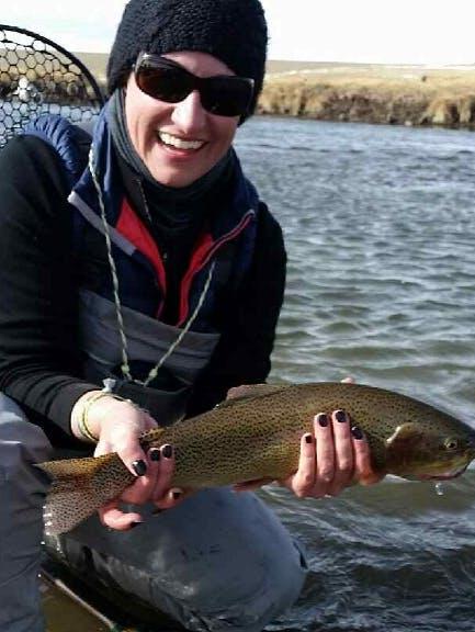 Fly Fishing Expert Niki Cousins