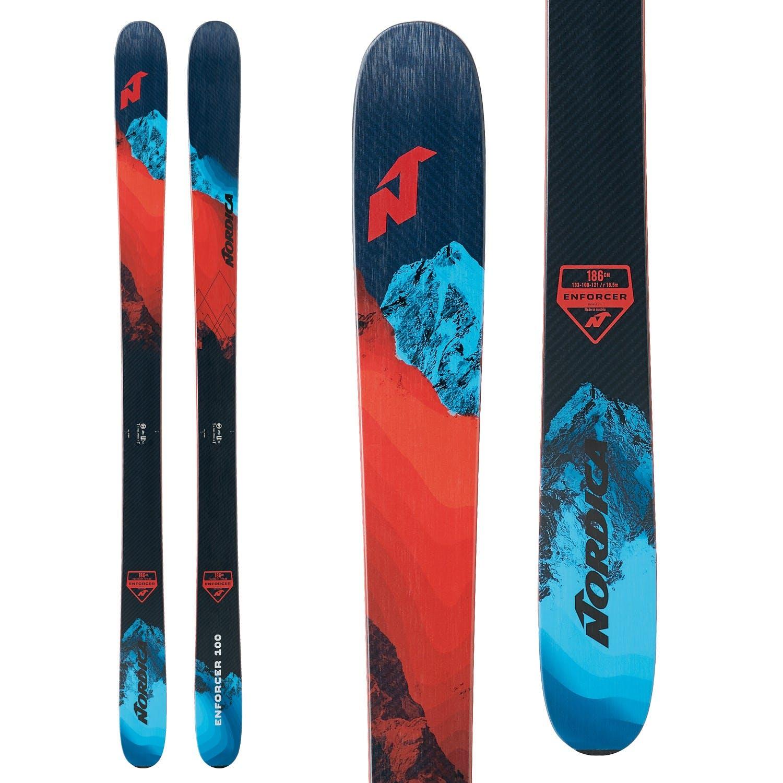 Nordica Enforcer 100 Skis · 2021