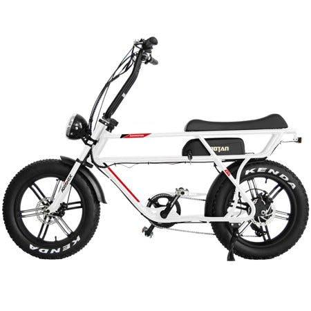 Addmotor MOTAN M-70 Retro Electric Cruiser Beach Fat Bike