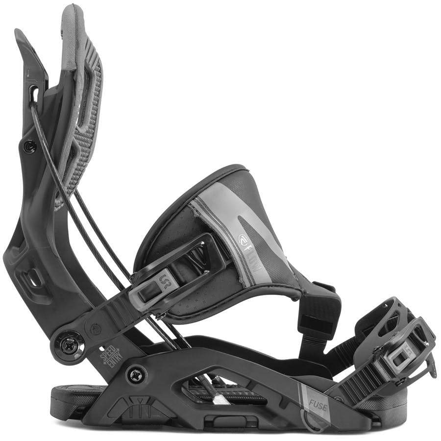 Flow Fuse Hybrid Snowboard Bindings · 2020