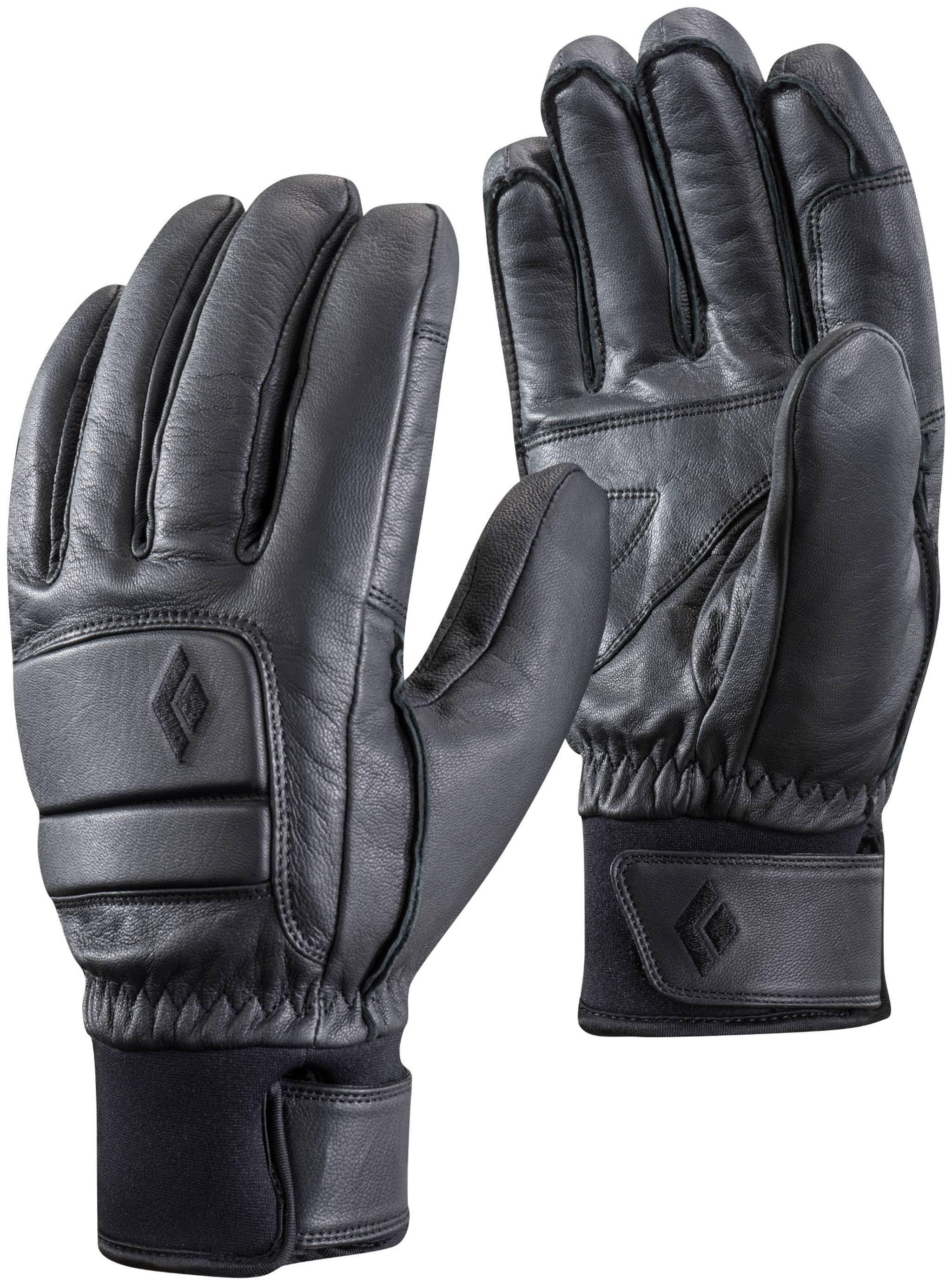 Black Diamond Spark Smoke Gloves XL