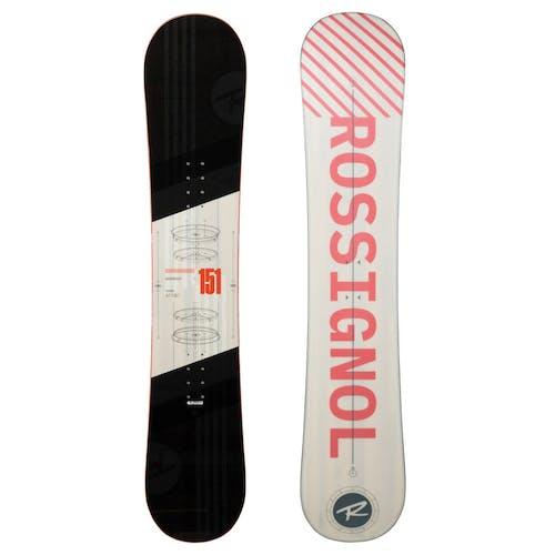 Rossignol District White Snowboard · 2021