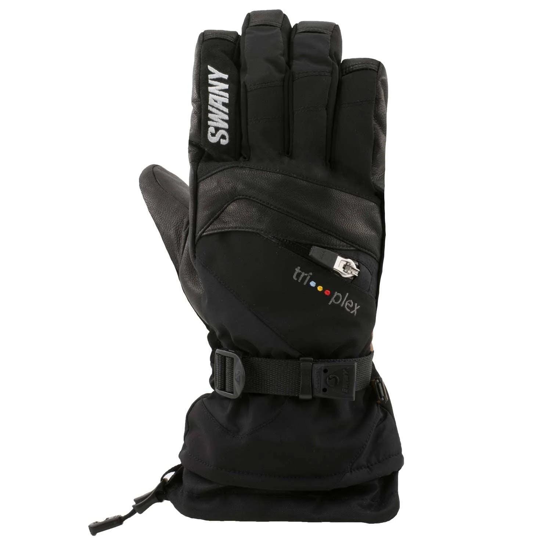 Swany X-change Glove Men's Black L