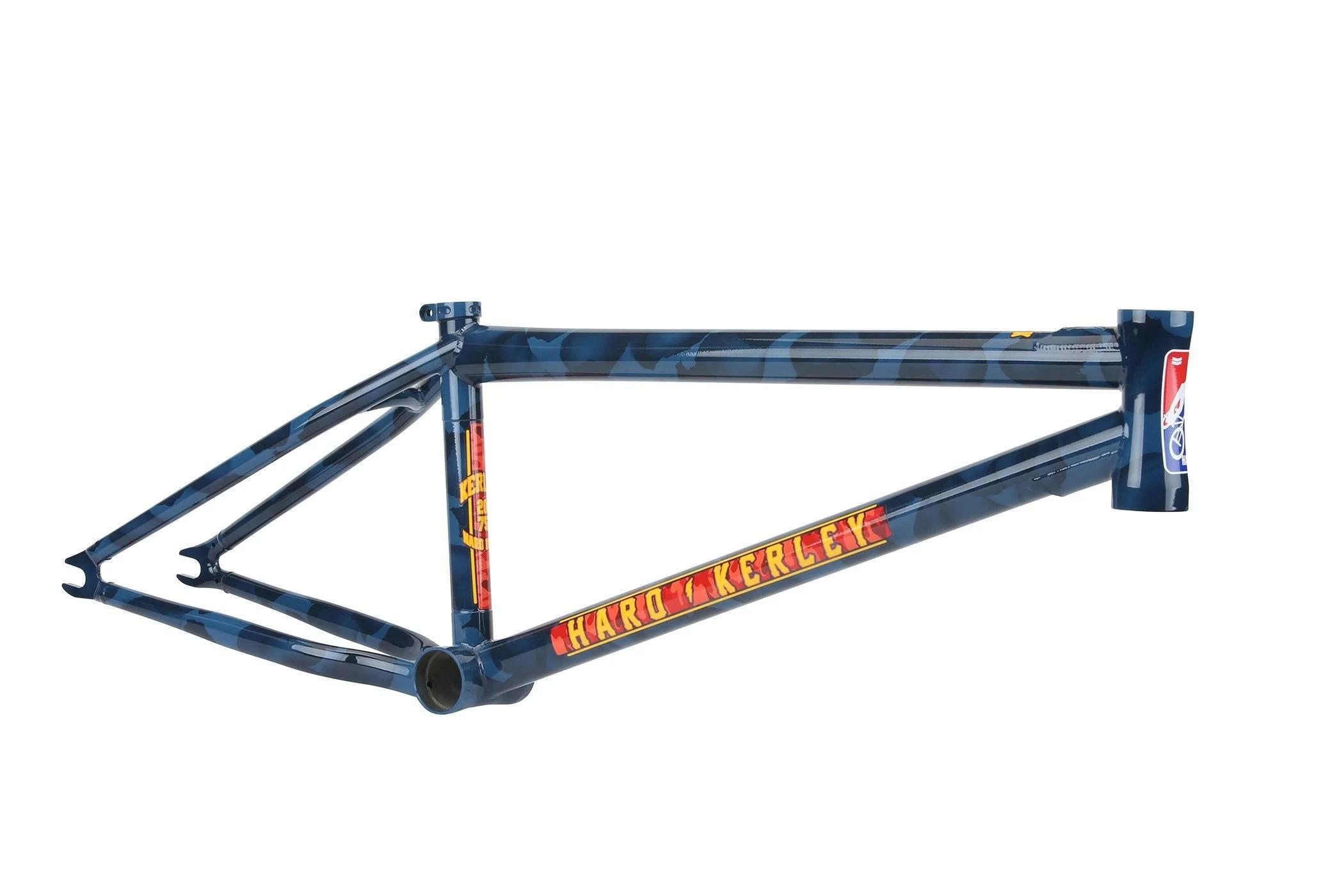"Haro CK BMX Frame Blue / 20.75"""