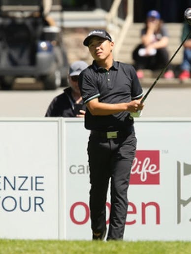 Golf Expert Christian Chang