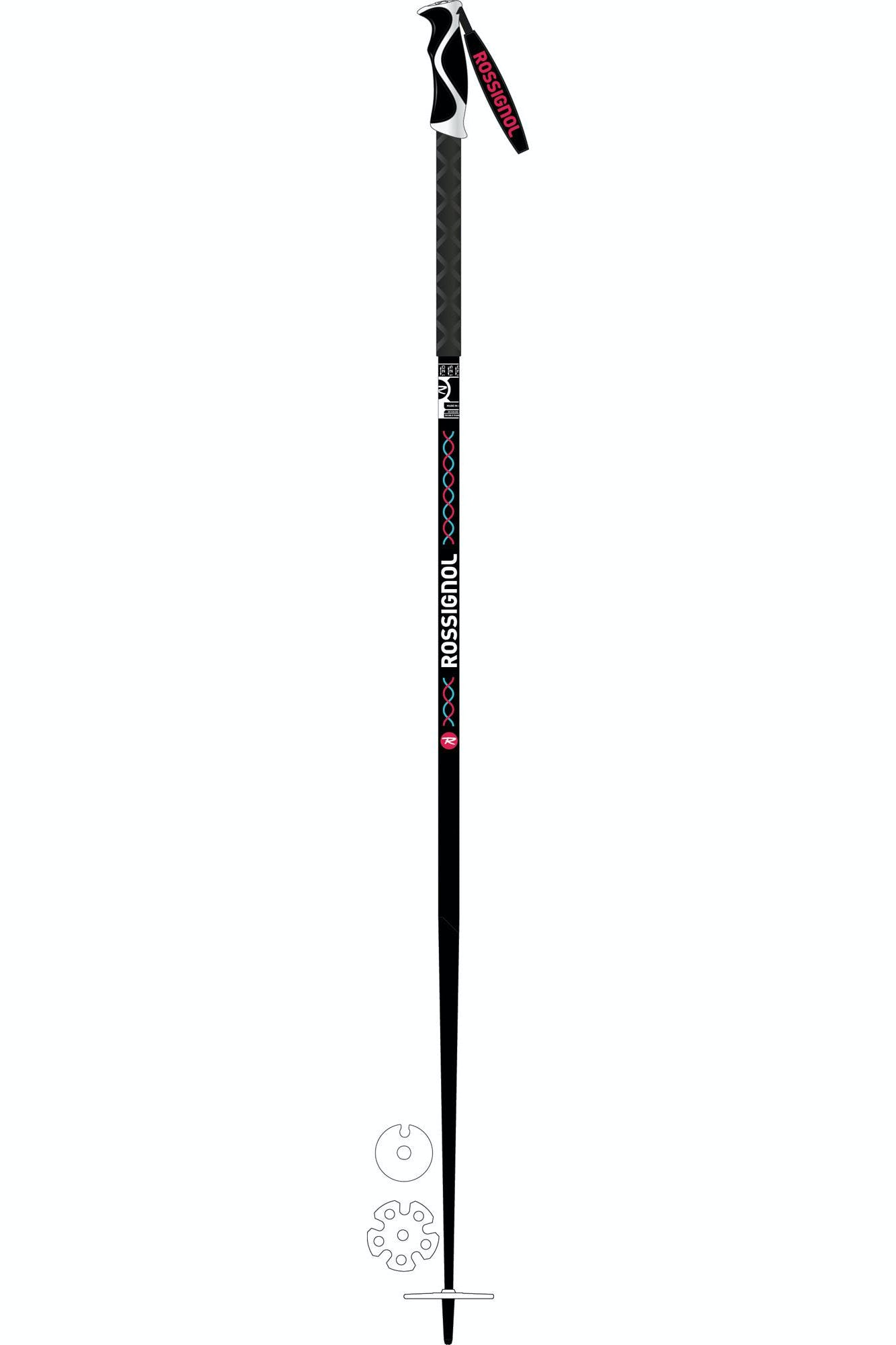 Rossignol Double Diamond Pro Women's 115 Ski Poles