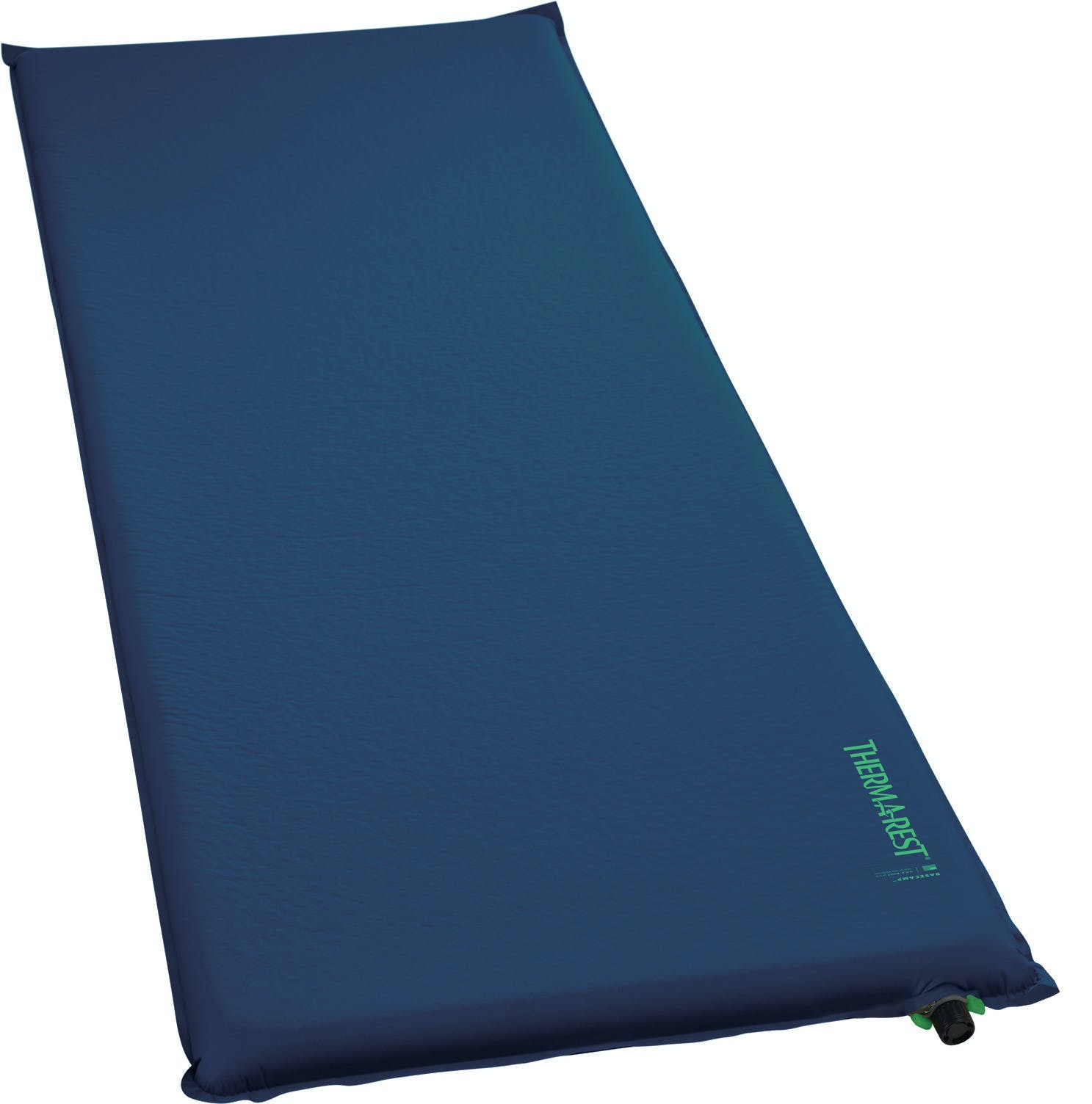 Therm-A-Rest BaseCamp Sleeping Pad  in Poseidon Blue, Size XLarge