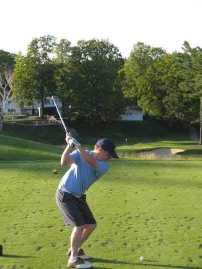 Golf Expert David Freeston