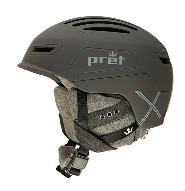 Pret Corona X Helmet Medium Licorice