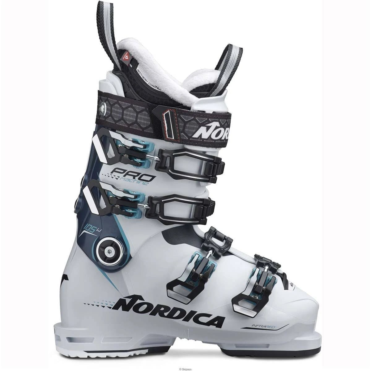 Nordica  Pro Machine 105 Women's Ski Boots · 2021
