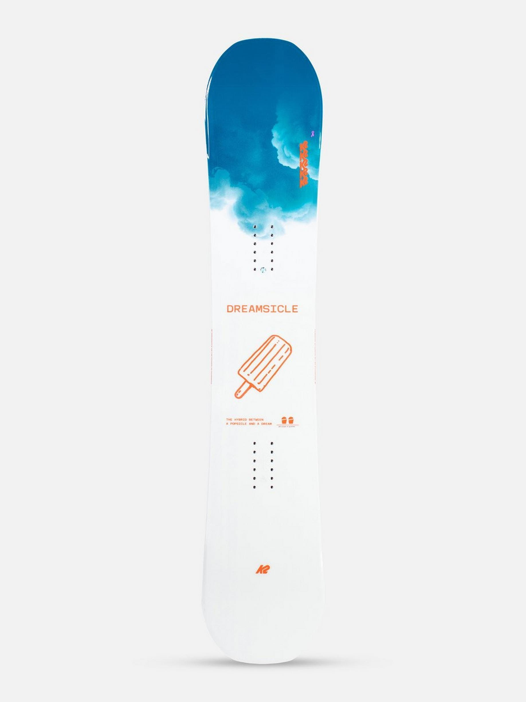 K2 Dreamsicle Snowboard · 2021