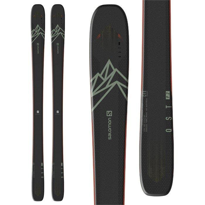 Salomon QST 92 Skis · 2021