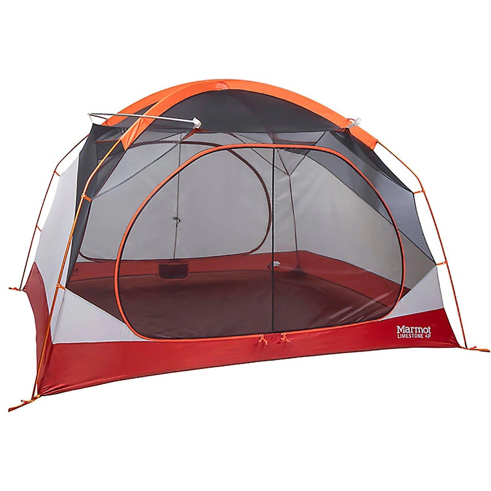 Marmot Limestone 4p Tent - Orange Spice Arona