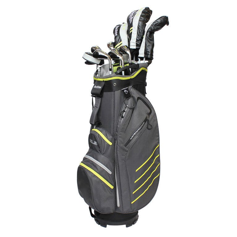 Tour Edge HL3 To-go OS Full Box Set with Cart Bag