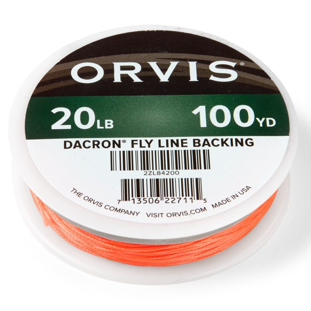 Orvis Dacron Backing