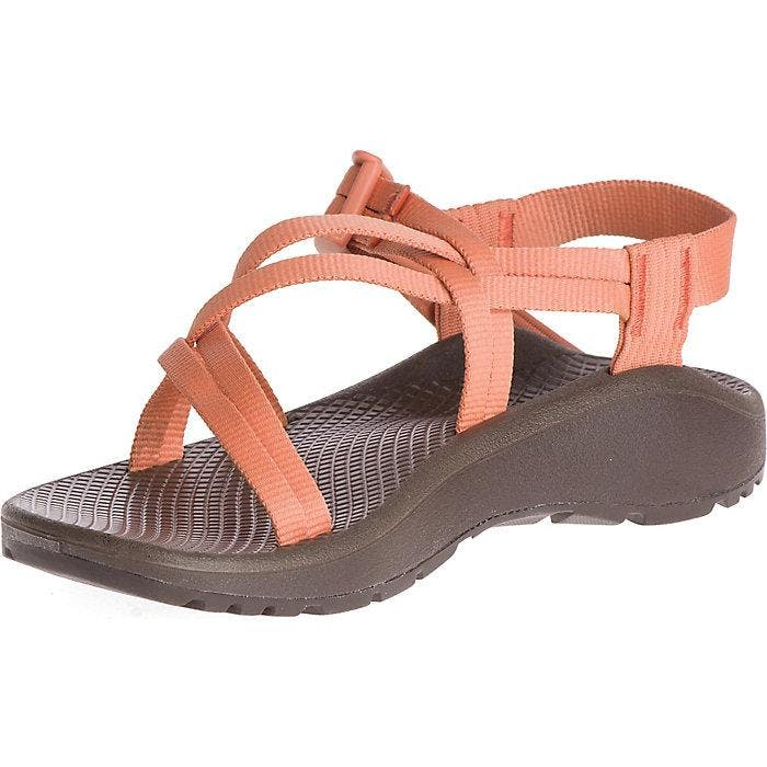 Chaco Women's Z/Cloud X Sandal in Solid Carnellian, Size 10
