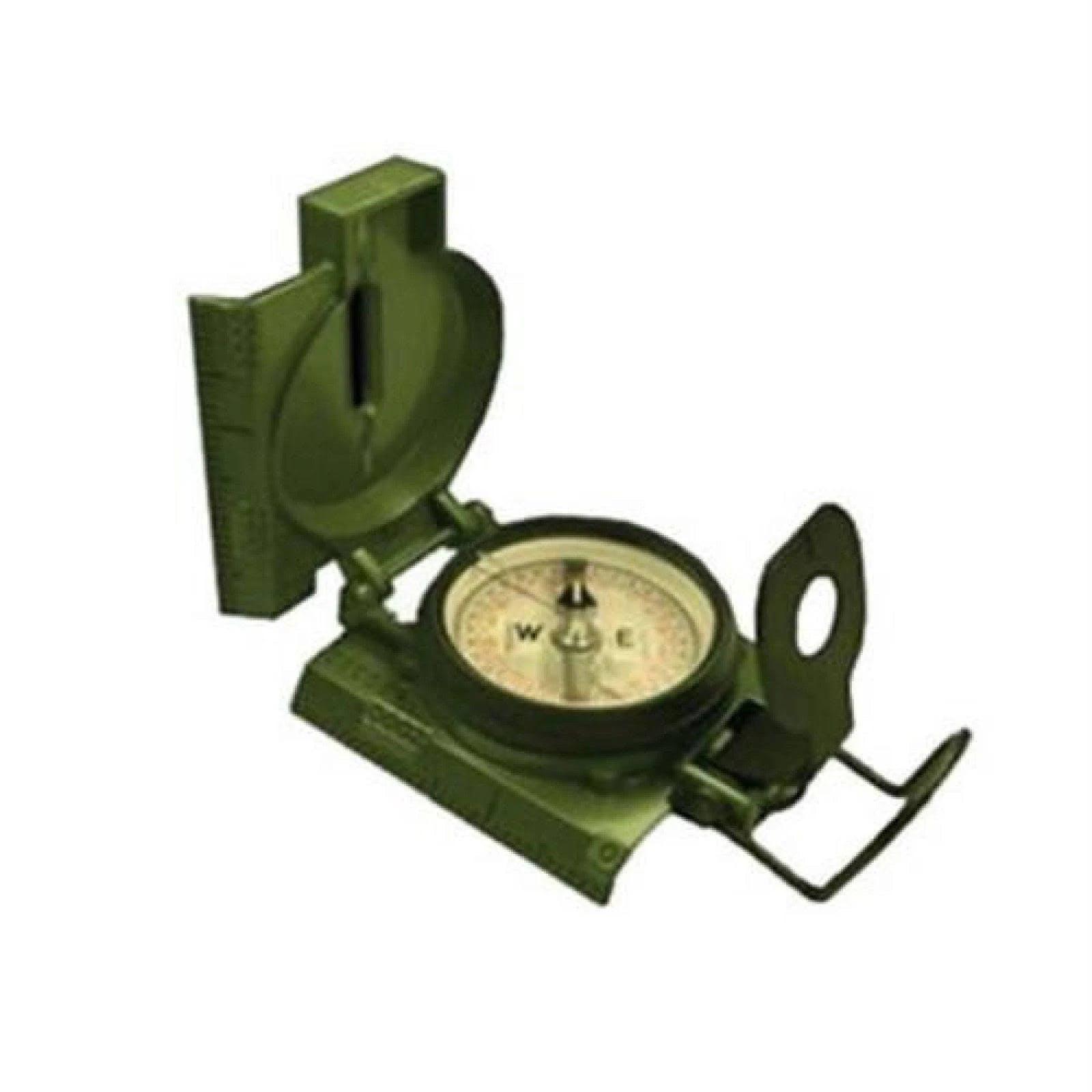 Cammenga S.W.A.T. Black Lensatic Compass Tritium