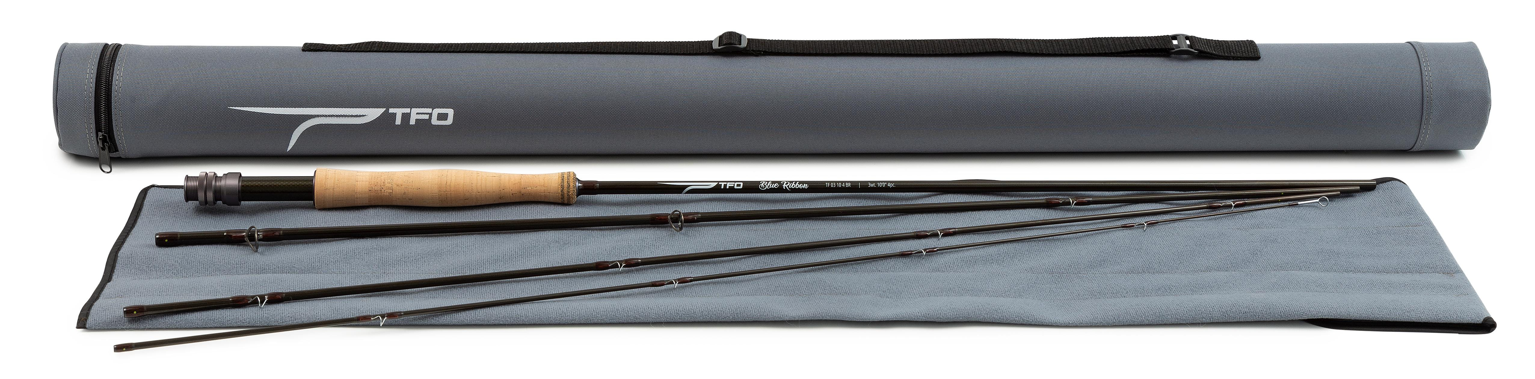 Temple Fork Outfitters Blue Ribbon Fly Rod