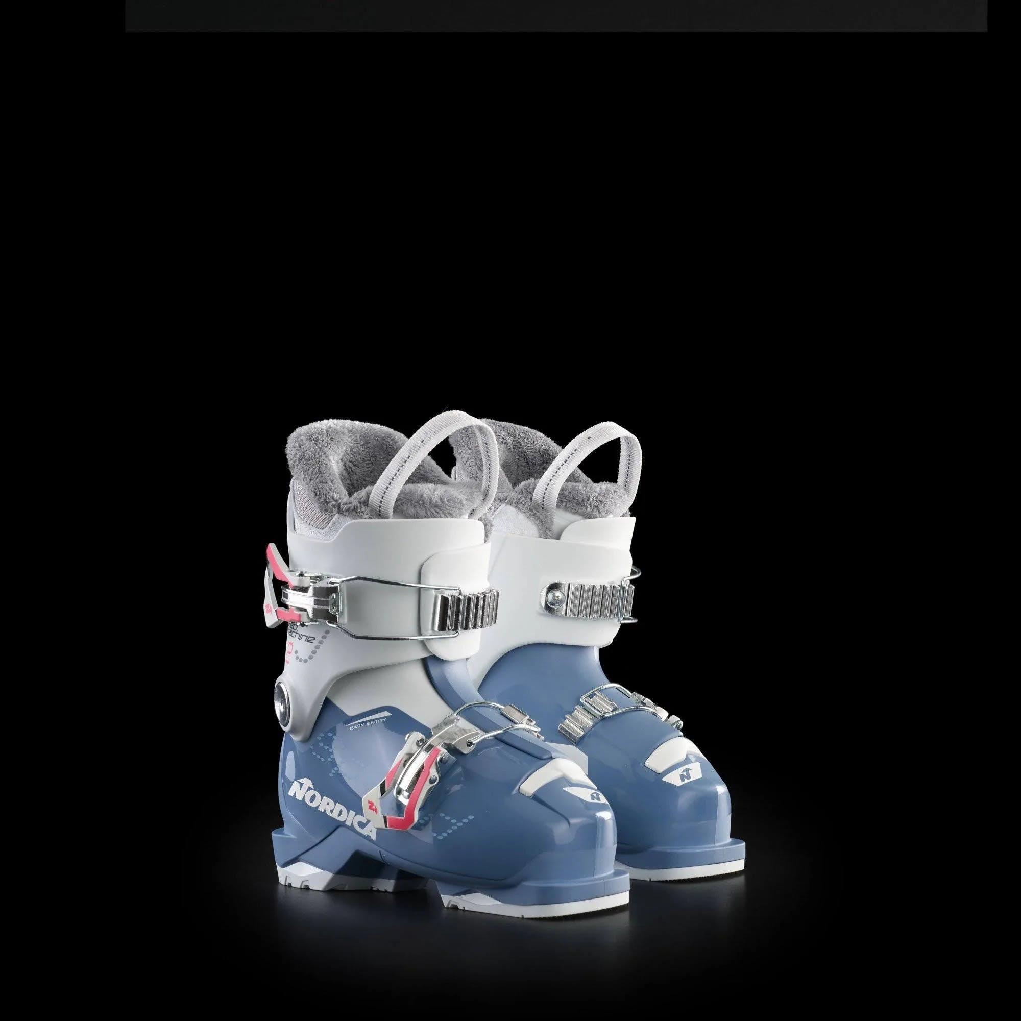 Nordica Speedmachine J 2 Ski Boots 21.5