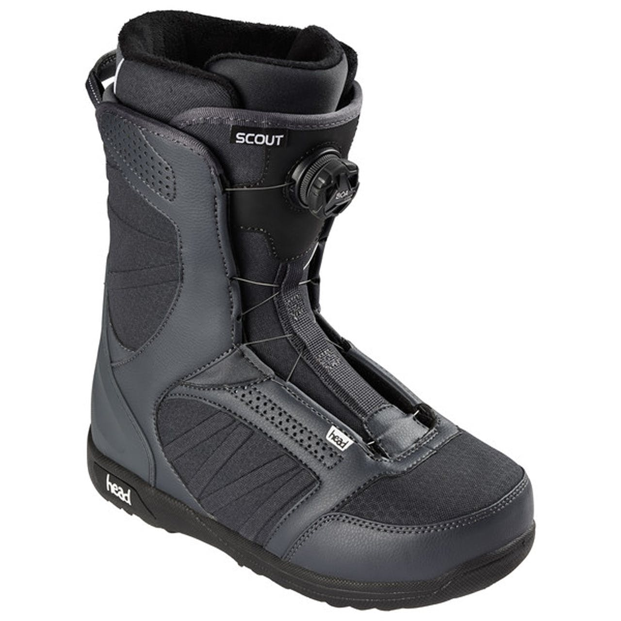 Head Scout Lyt BOA Snowboard Boots · 2020