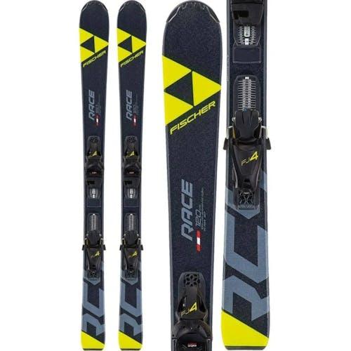 Fischer RC4 Race Slr Pro S Skis · 2021