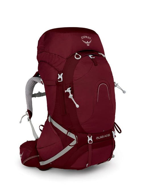 OSPREY - AURA AG 65 PACK - MEDIUM - Gamma Red